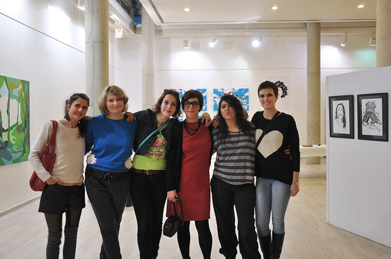 artistes exposition hors-sol 2015